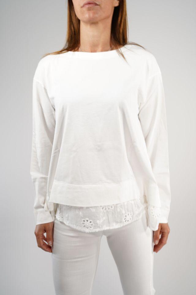 Deha Felpa D23121 Jersey Sweatshirt