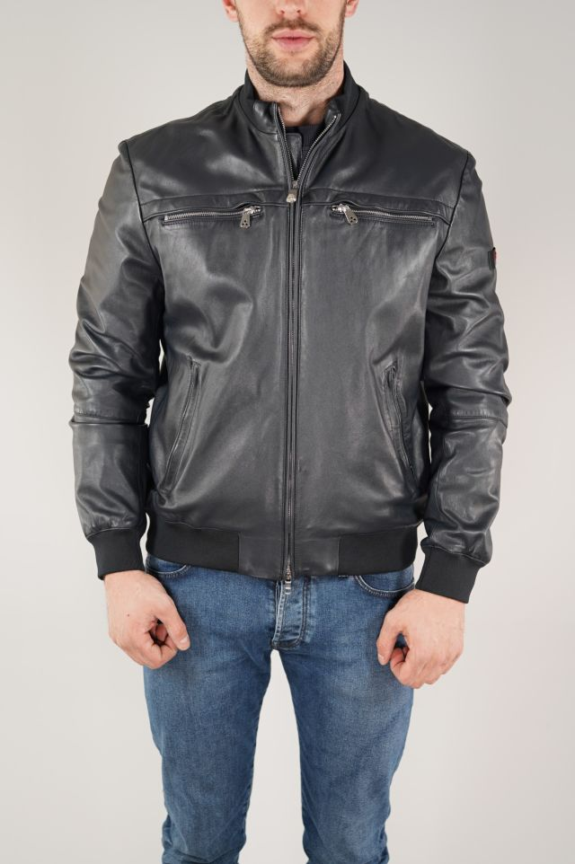 Peuterey Giacca Sands Leather WS (PEU3460