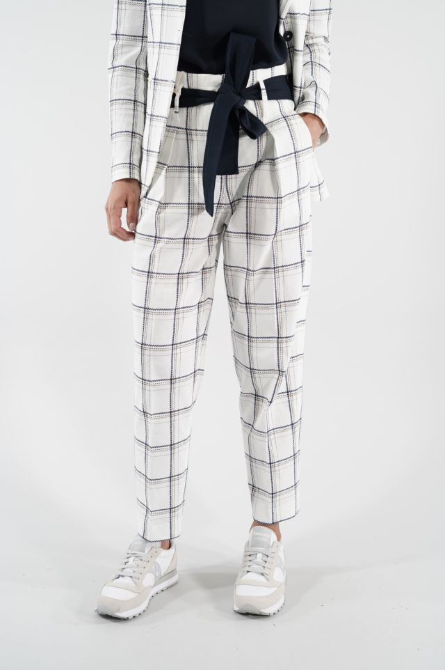 Circolo 1901 Pantalone Regular Fit Oxford FD1576