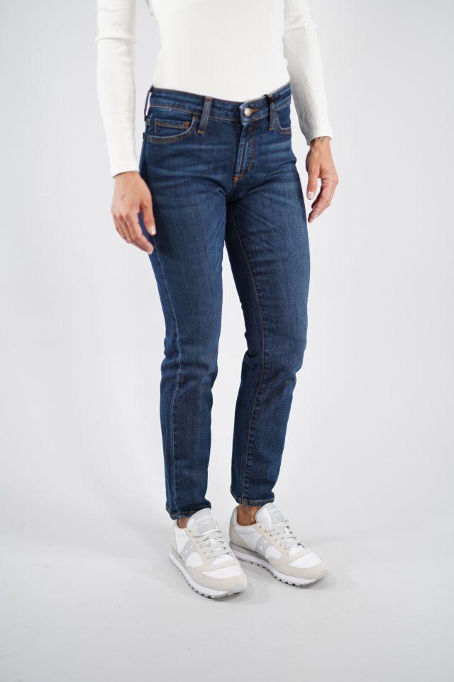 Roy Roger's Jeans Flo Cut Woman Denim Cosmop