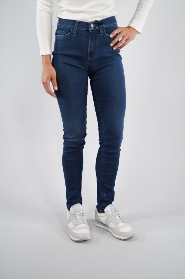 Roy Roger's Jeans High Cate Woman Denim Bere