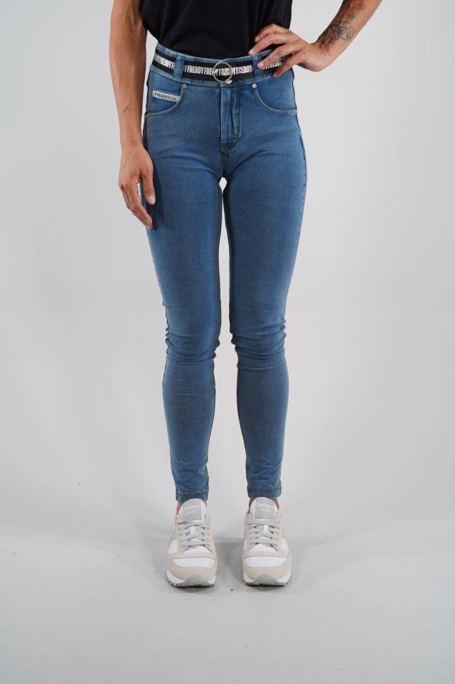 Freddy Jeans OW1MC002 Pantalone lungo