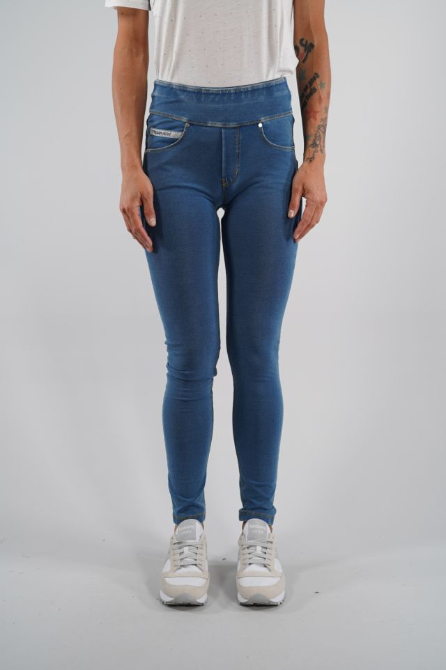 Freddy Jeans OWY1MC002 Pantalone lungo