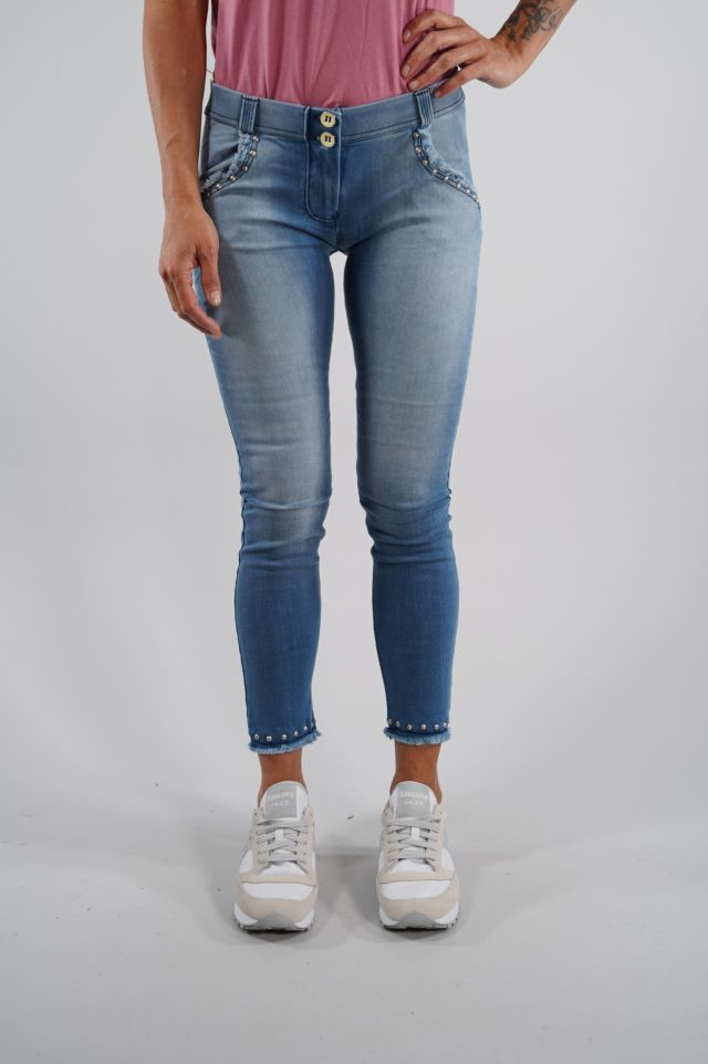 Freddy Jeans RUP1RS014 Jeans chiaro