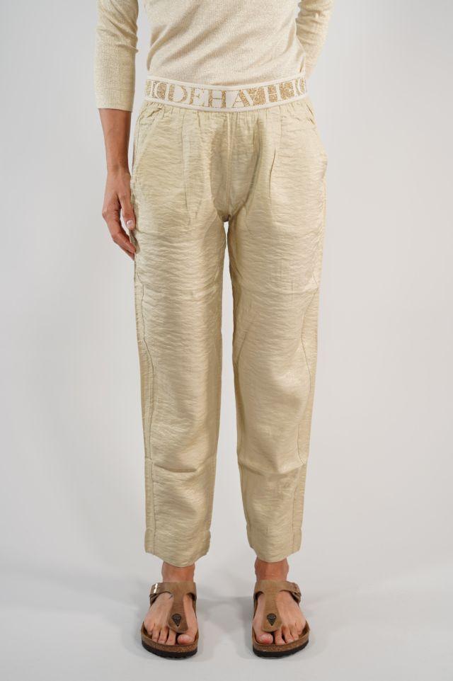 Deha Pantaloni D23146 Logo Pants