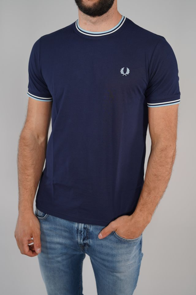Fred Perry Twin Tipped T-shirt FP-M1588