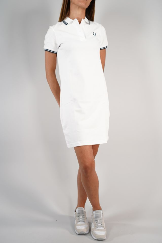 Fred Perry Polo Twin Tipped Dress FP-D3600