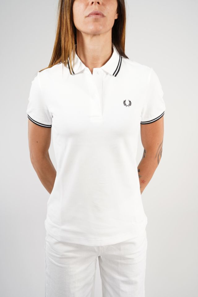 Fred Perry Polo Twin Tipped Shirt FP-G3600