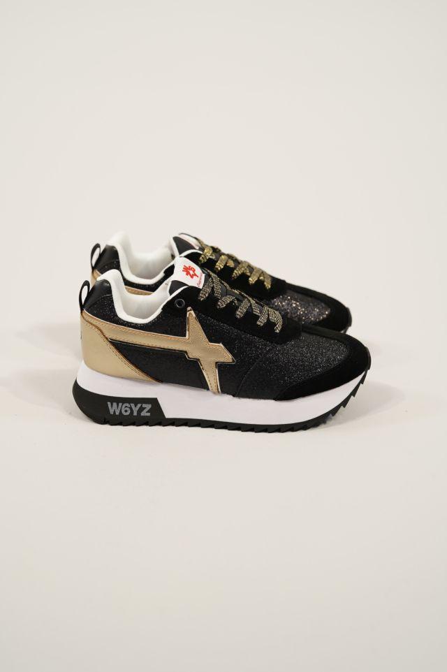 Wizz Sneaker Kis-W 2013564 glitter