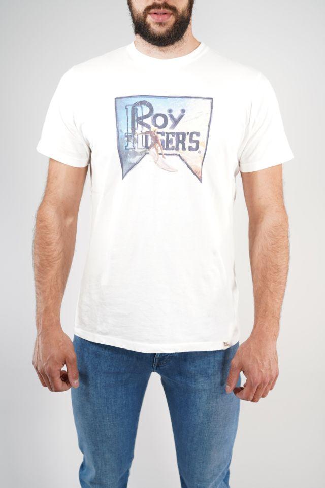 Roy Roger's T-shirt Man Jersey Roy Surf