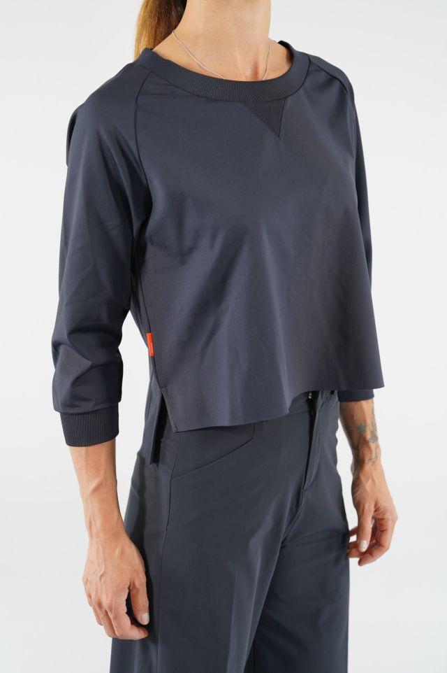 RRD Maglia Tecno Fleece Short Lady 20604