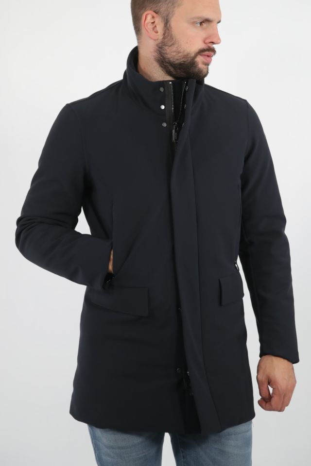 RRD CappottoW20003 - WINTER RAIN COAT
