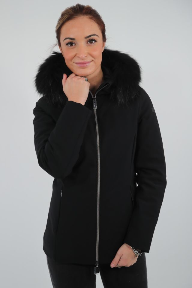 RRD Giacca W20500FT - WINTER STORM LADY FUR