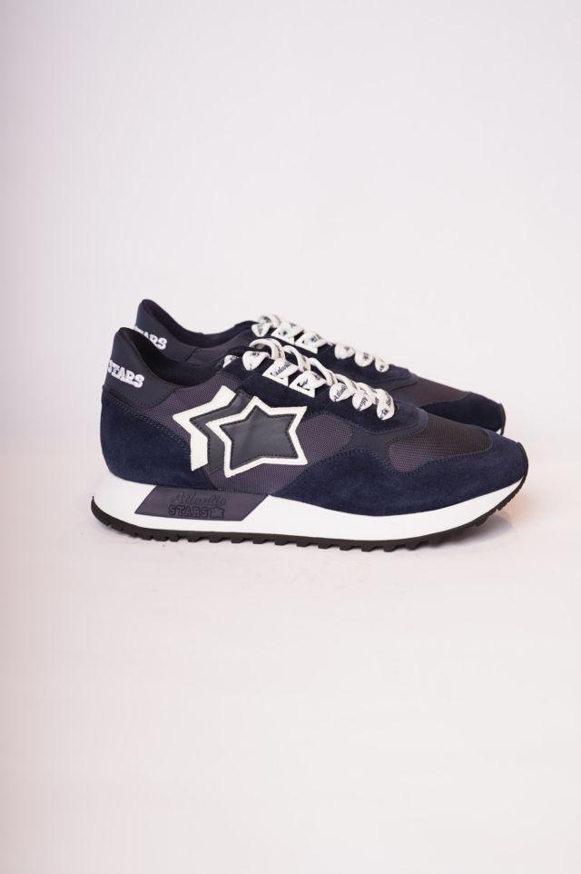 Atlantic Stars Sneaker DRACO BBNB DR04