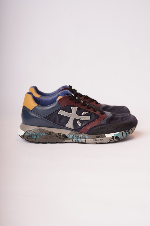 Premiata Sneaker ZACZAC VAR3545B
