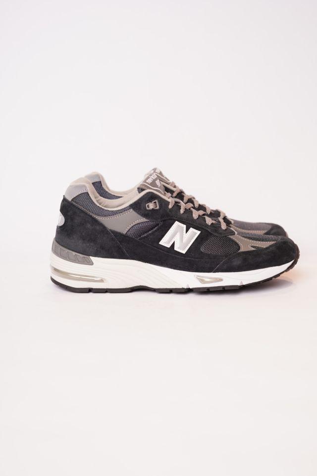 New Balance Sneakers 991 Pigskin/Mesh