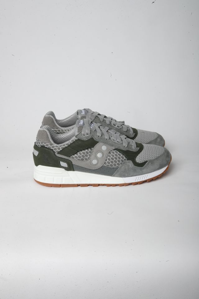 "Saucony SHADOW 5000 ""MESH"" Man - SMU GREY/GREEN (S70553-2)"