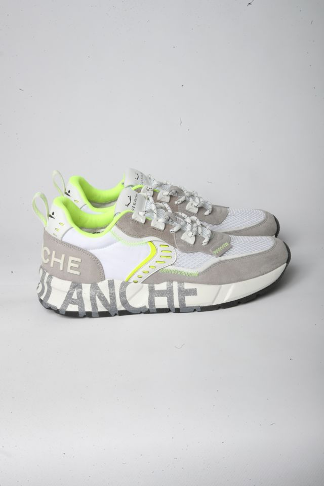 Voile Blanche Sneakers CLUB01 2015926