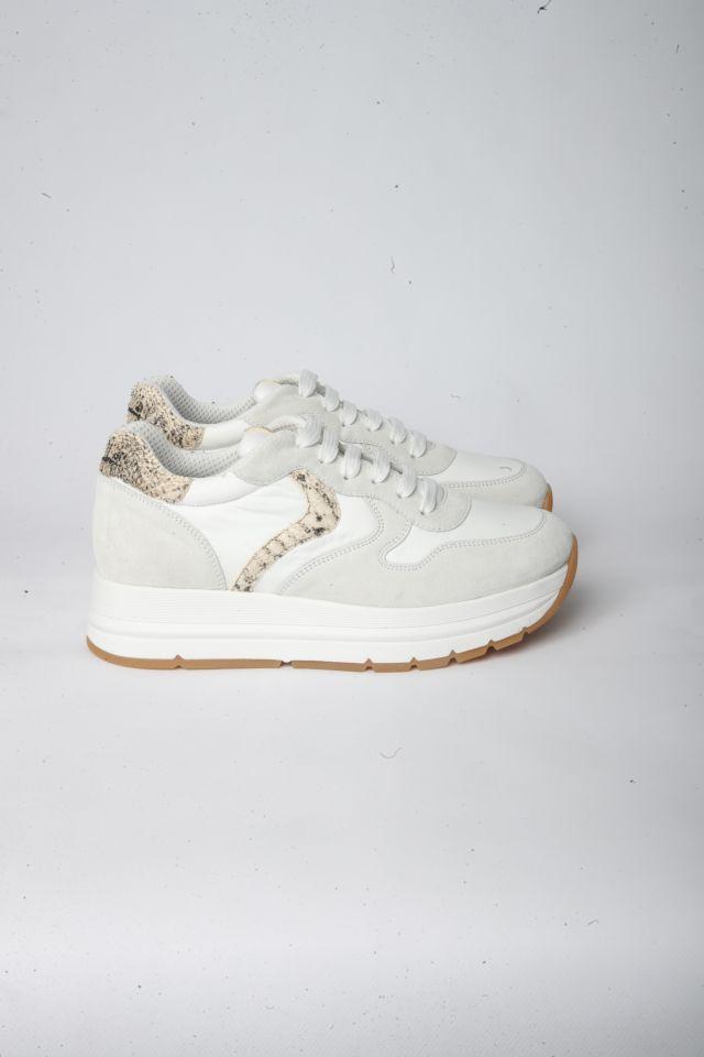 Voile Blanche Sneakers MARAN 2015746