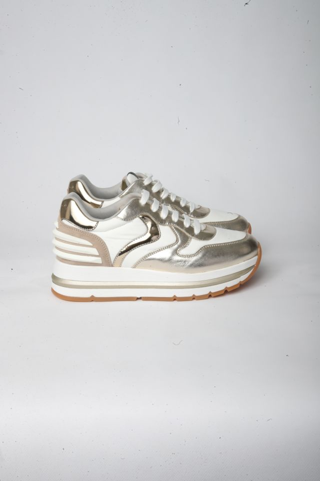 Voile Blanche Sneakers MARAN POWER 2015753
