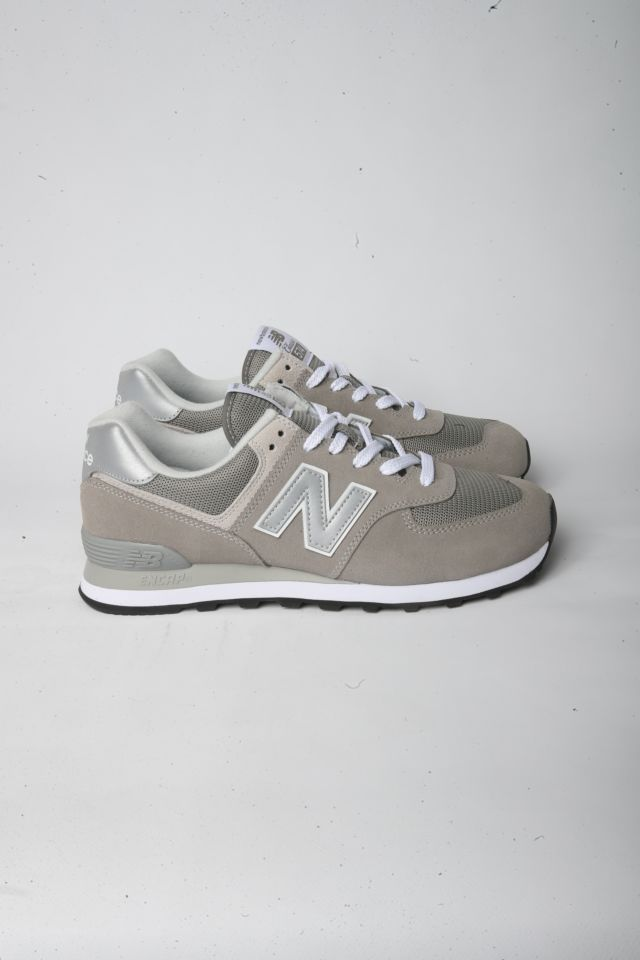 New Balance Sneakers NBML 574 EGG Lifestyle UOMO Suede/Mesh  GREY D