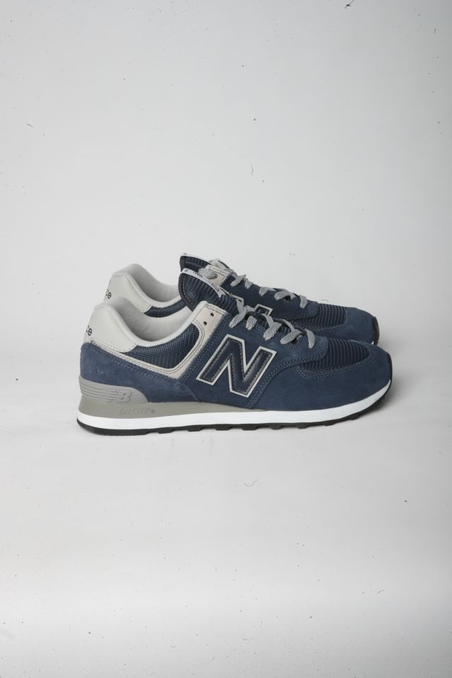 New Balance Sneakers NBML 574 EGN Lifestyle UOMO Suede/Mesh  NAVY D
