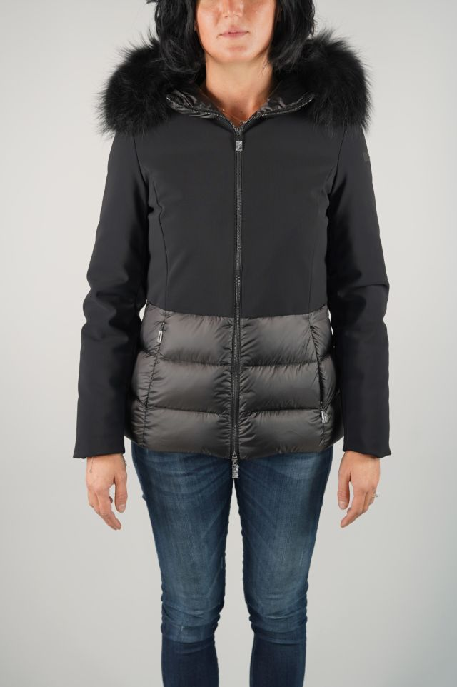 RRD Giacca WINTER HYBRID HOOD LADY FUR T