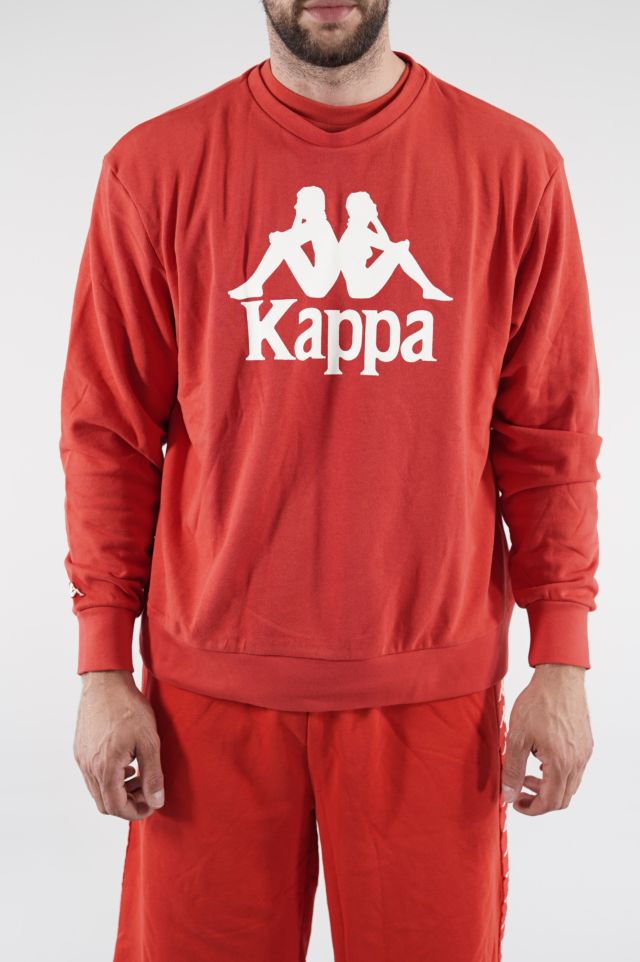 Kappa Felpa Authentic Telas 3111G9W