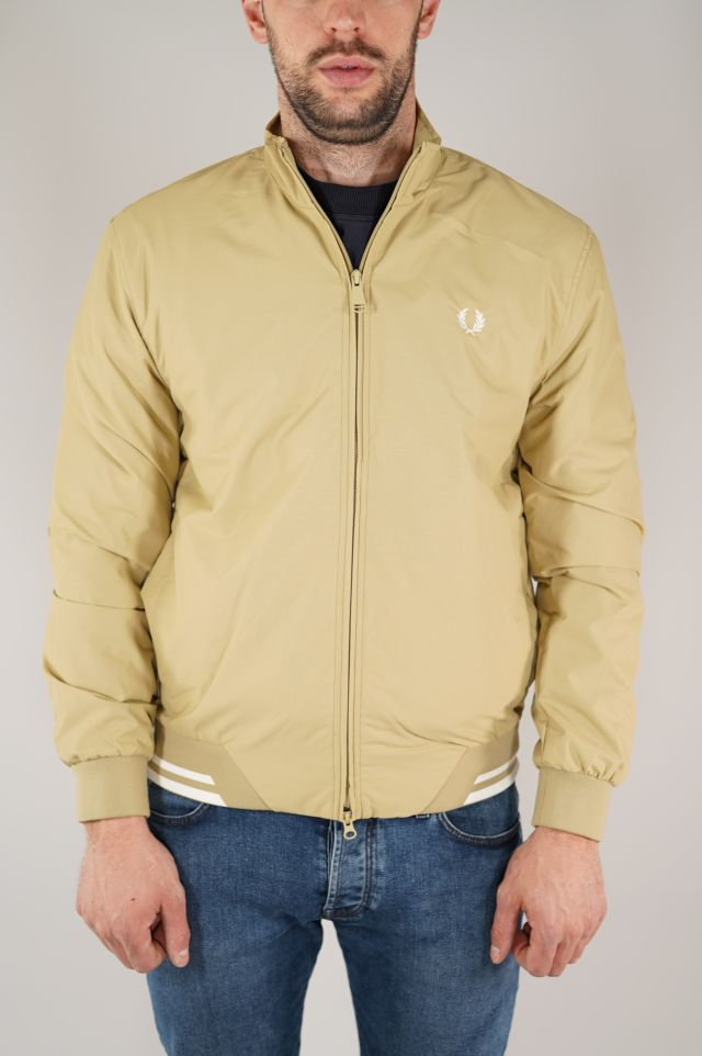 Fred Perry Giacca Twin Tipped Sports Jacket