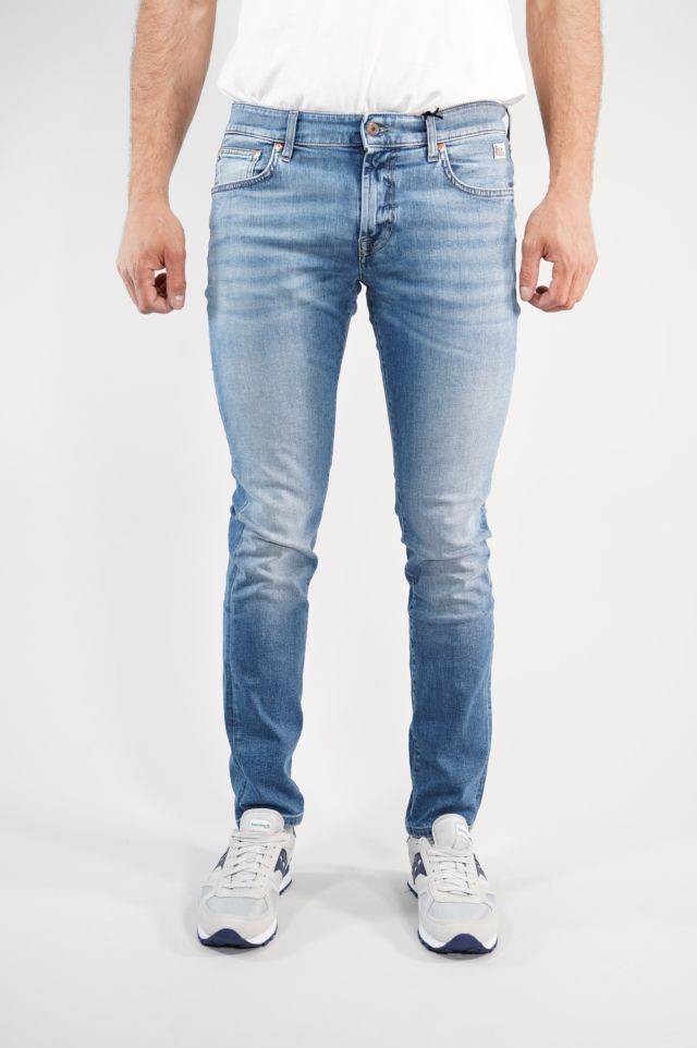 Roy Roger's Jeans denim 317 Smart