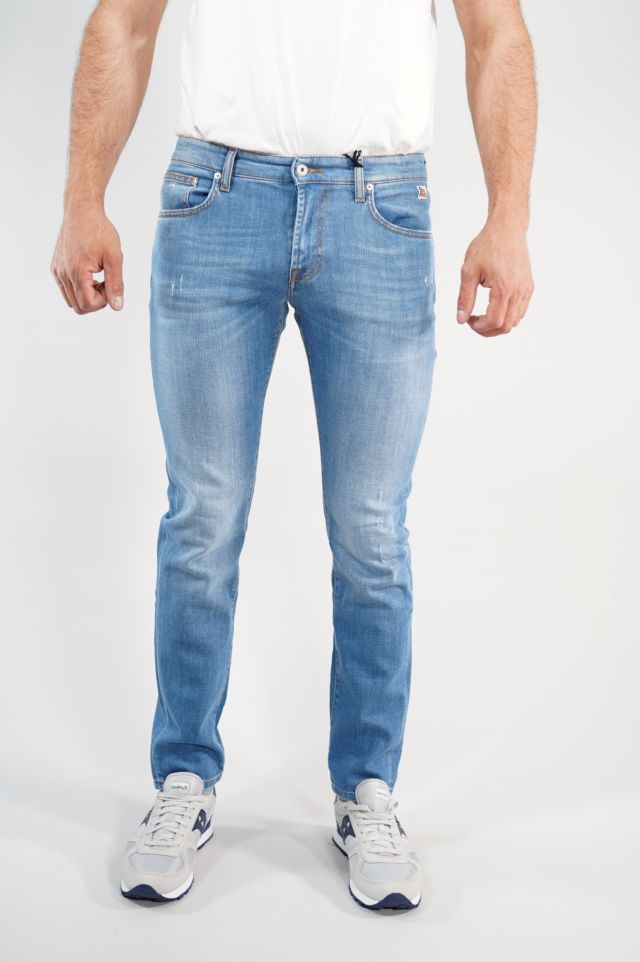 Roy Roger's Jeans denim 317 Yellow Bird