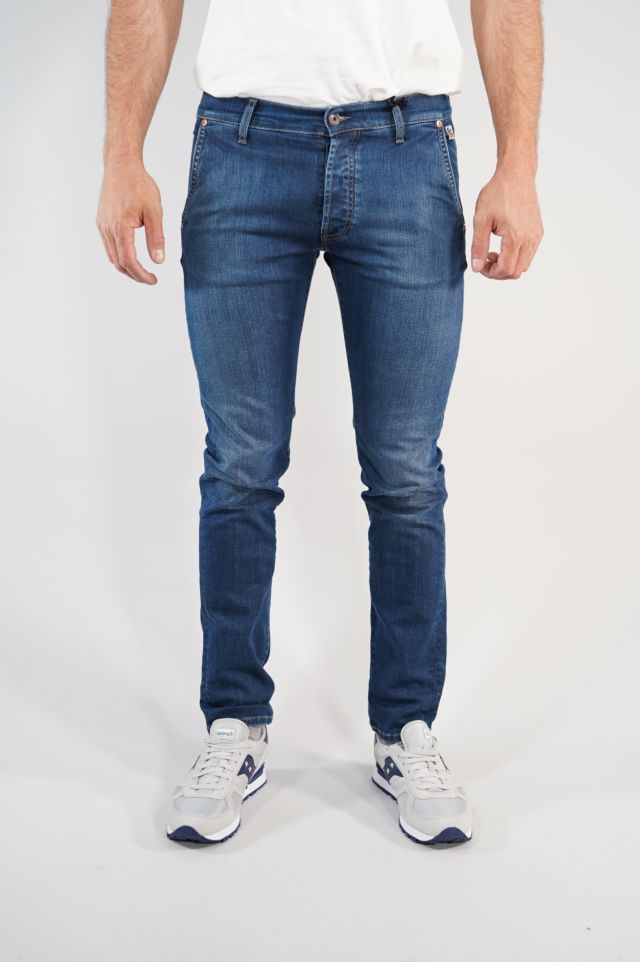 Roy Roger's Jeans denim Elias Vidi