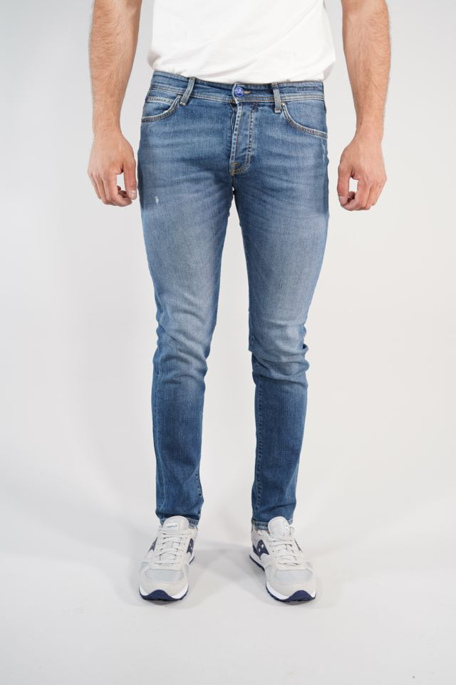 Roy Roger's Jeans denim RR's 529 Paradise