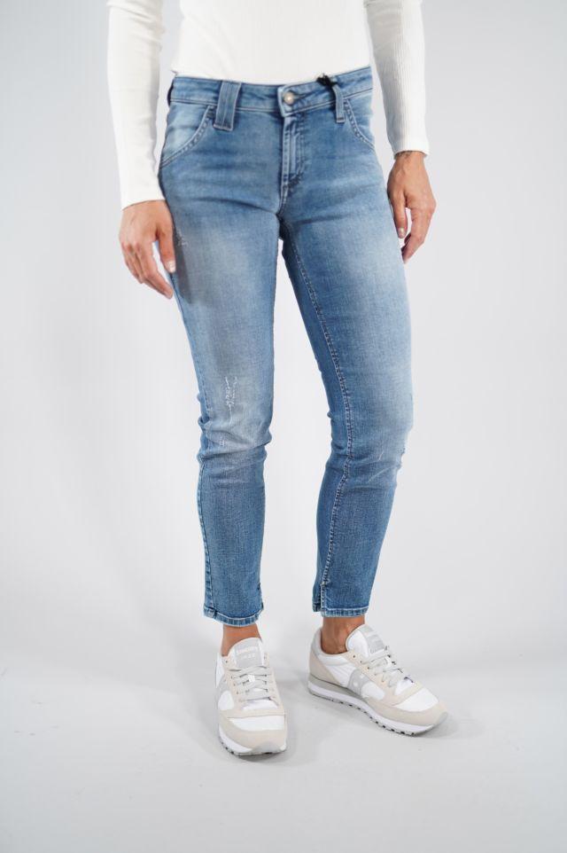 Roy Roger's Jeans Elionor Woman Denim Luinil