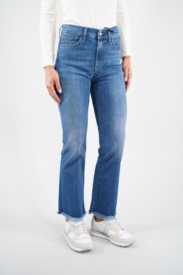 Roy Roger's Jeans Woman Zandra Denim Elast.