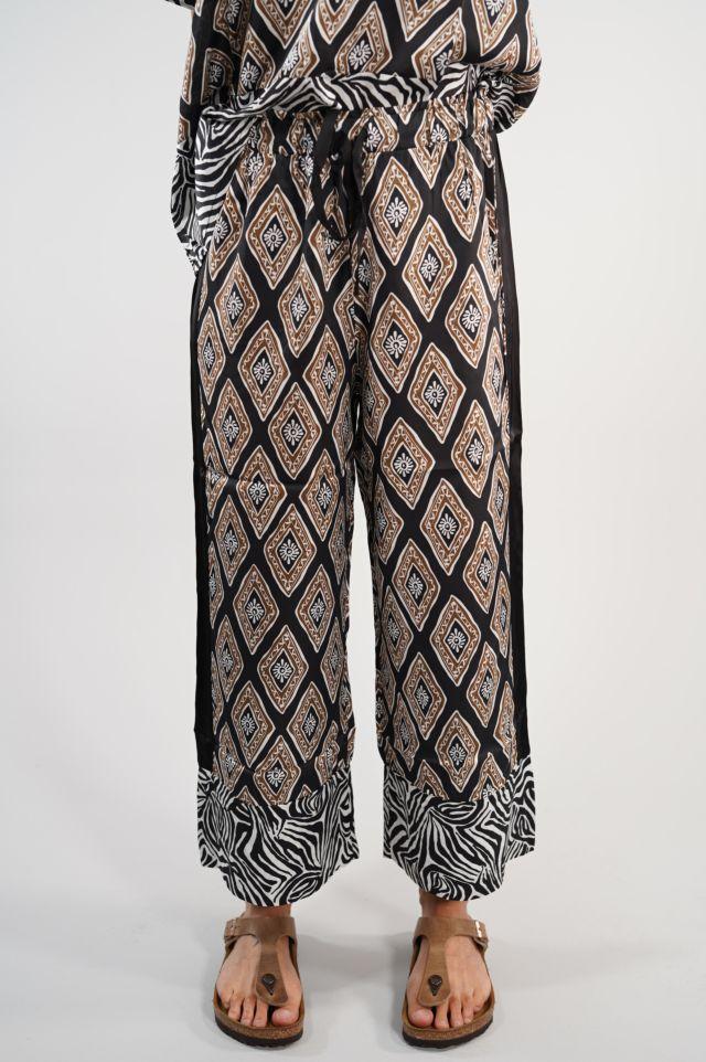 Deha Pantaloni D23246 Crop Pants