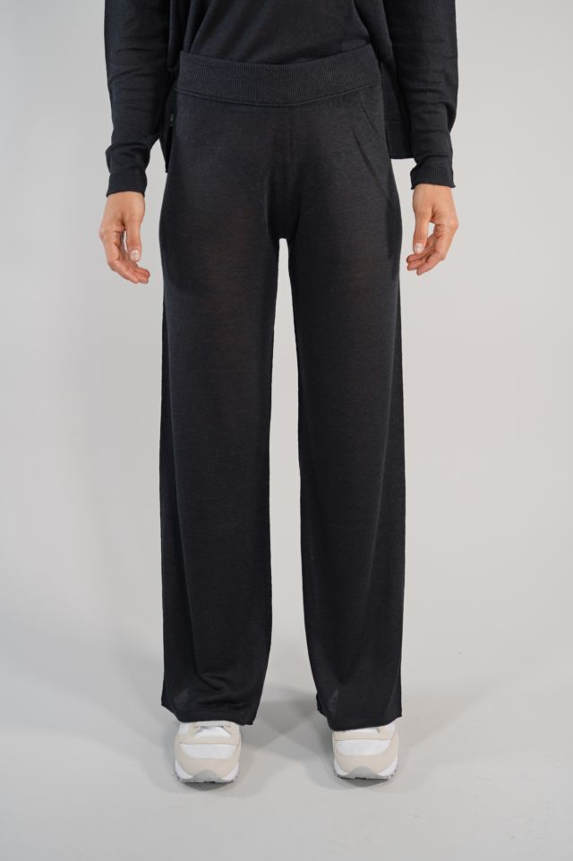 Deha Pantaloni D23337 Knitted Pants