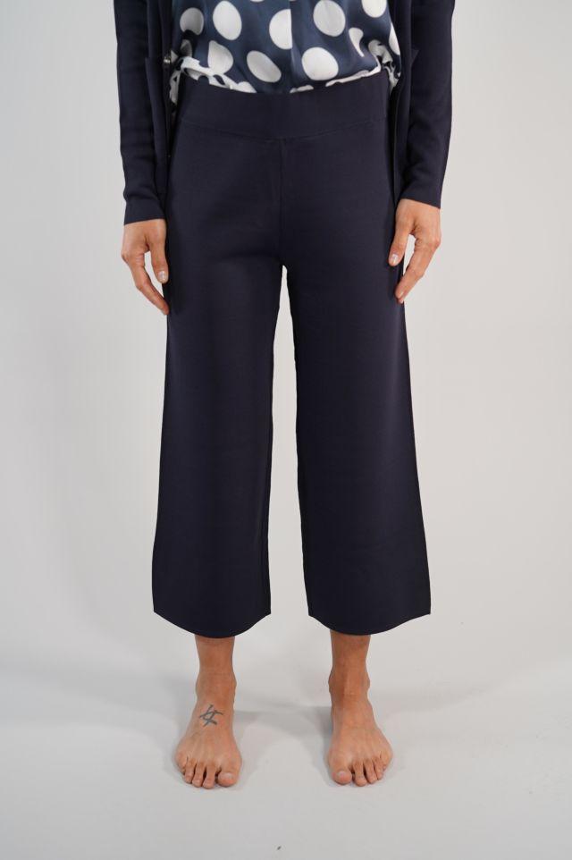 Deha Pantaloni D23586 Knitted Crop Pa