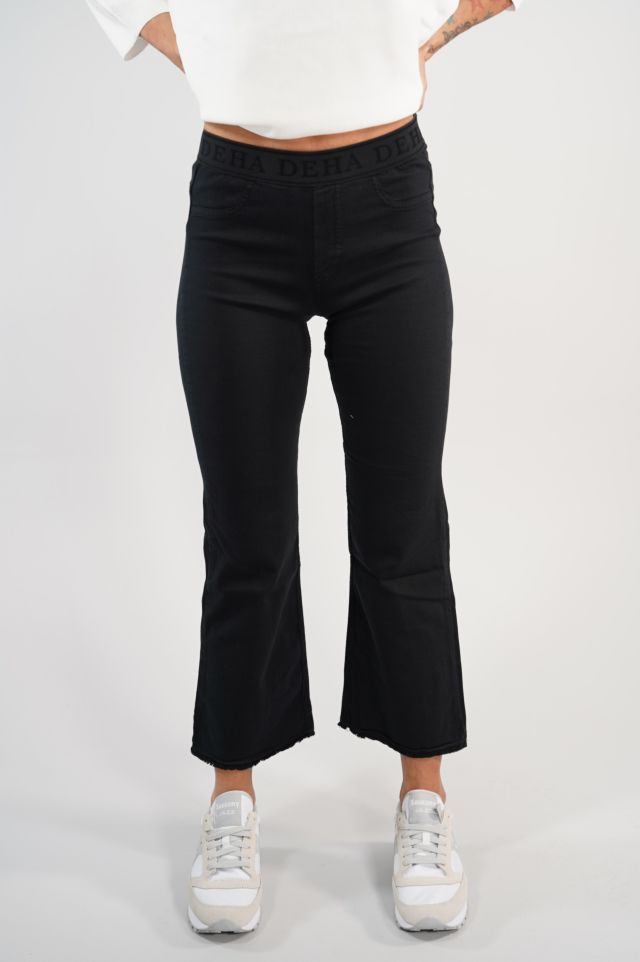 Deha Pantaloni D23606 Flared Pants