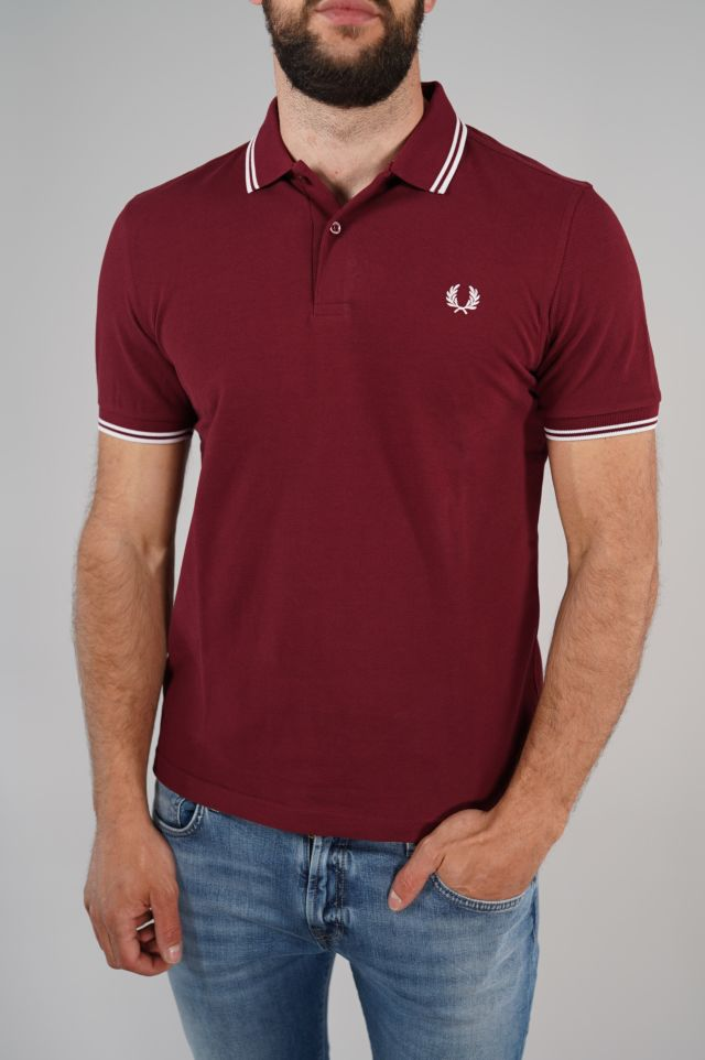 Fred Perry Polo Twin Tipped FP-M3600-33