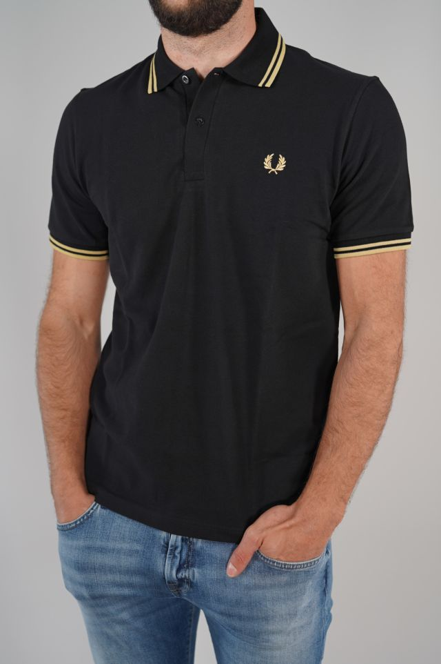 Fred Perry Polo Twin Tipped Shirt FP-M12-33