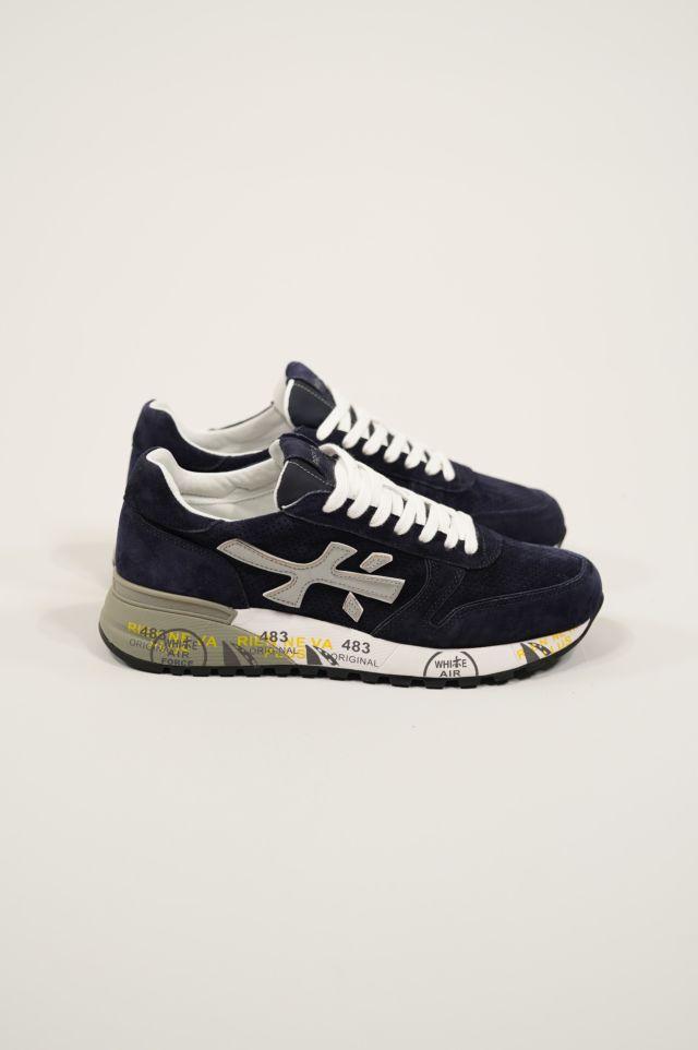 Premiata Sneaker Mick variante 3830
