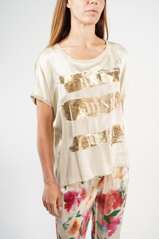 Deha T-shirt D23142