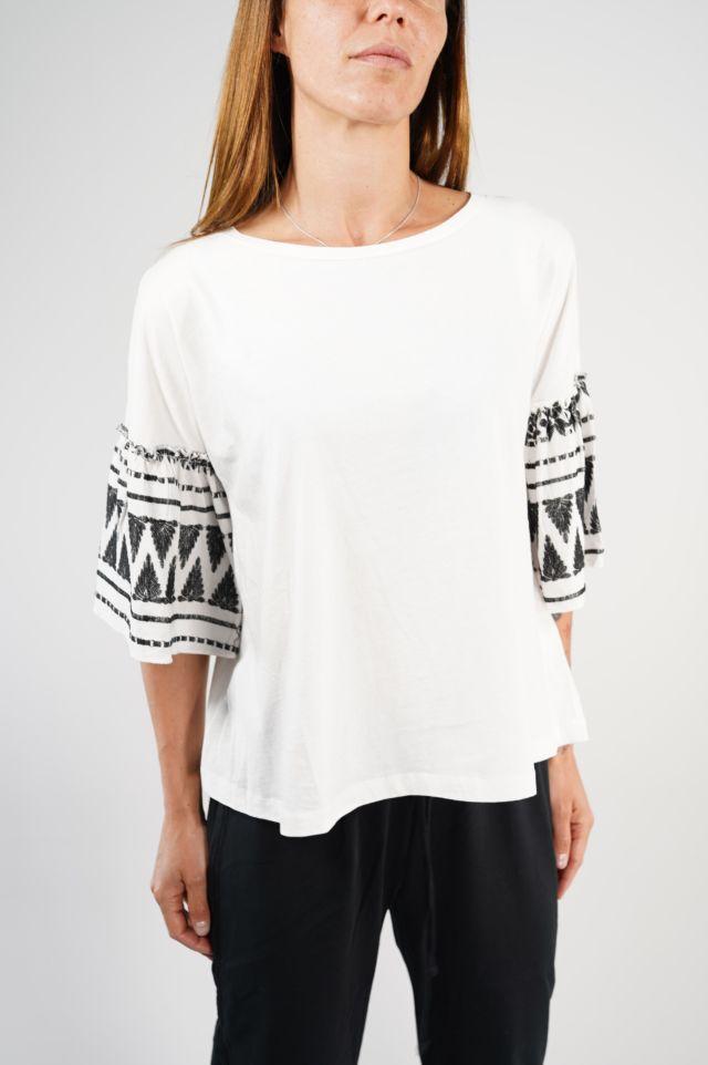Deha T-shirt D23203 Oversize T-shirt