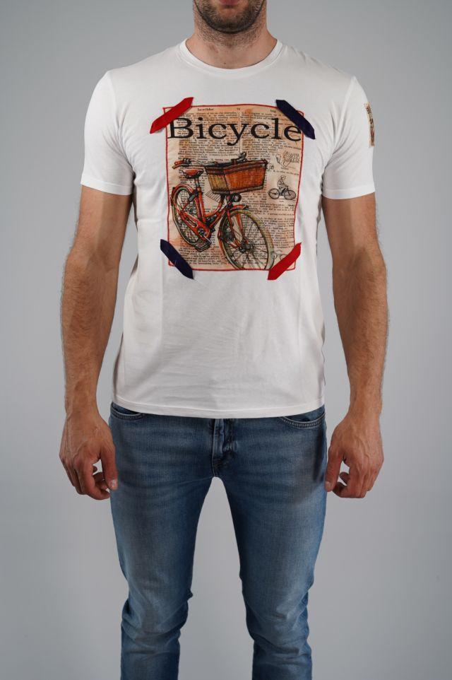 Bob T-shirt PAPER GRAF0017