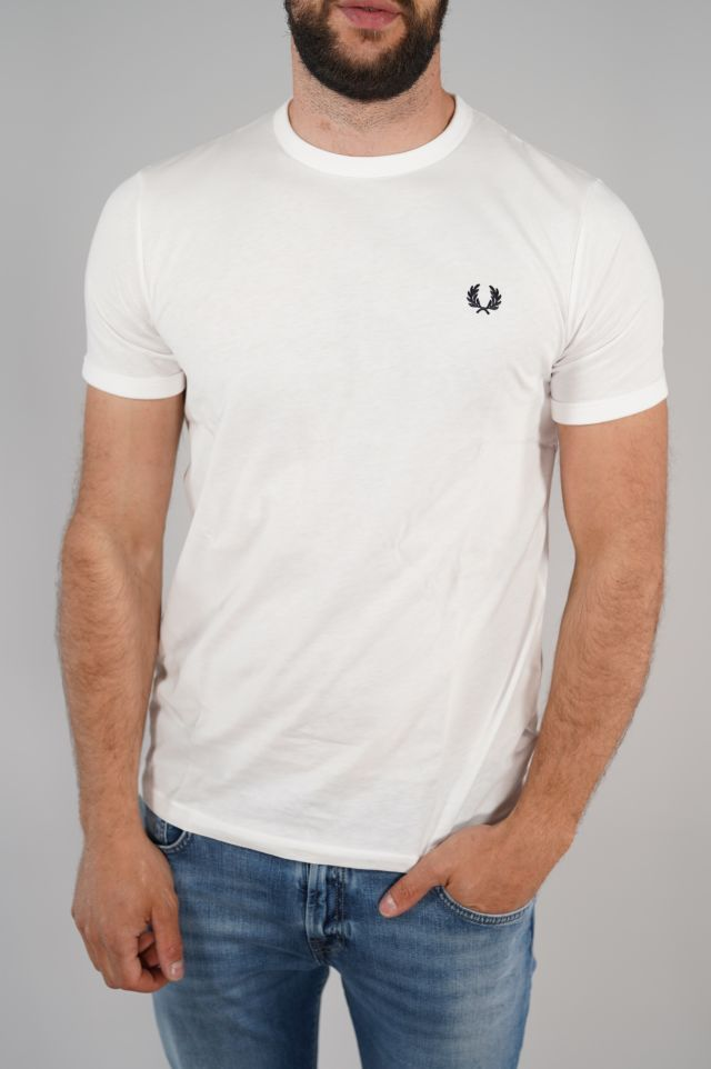 Fred Perry T-shirt Ringer FP-M3519