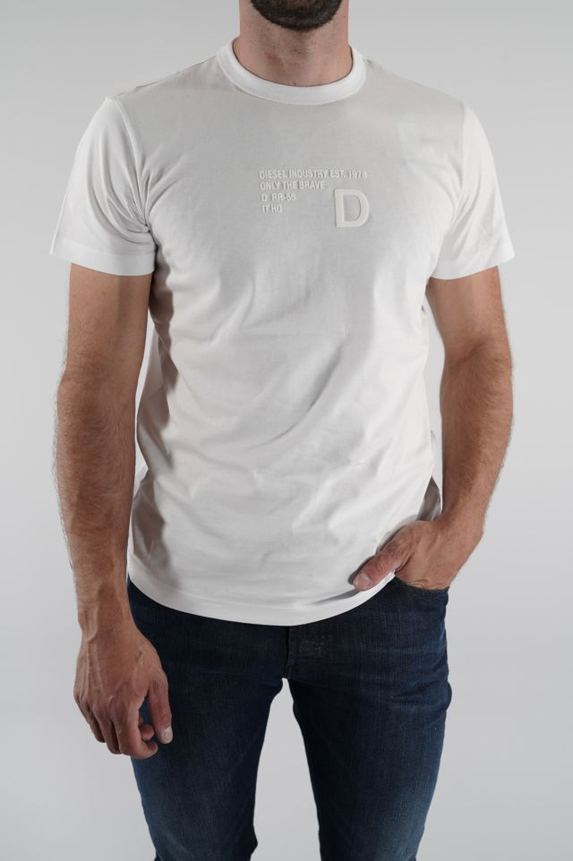 Diesel Tshirt T-Diego 00SEEA 0PATIT