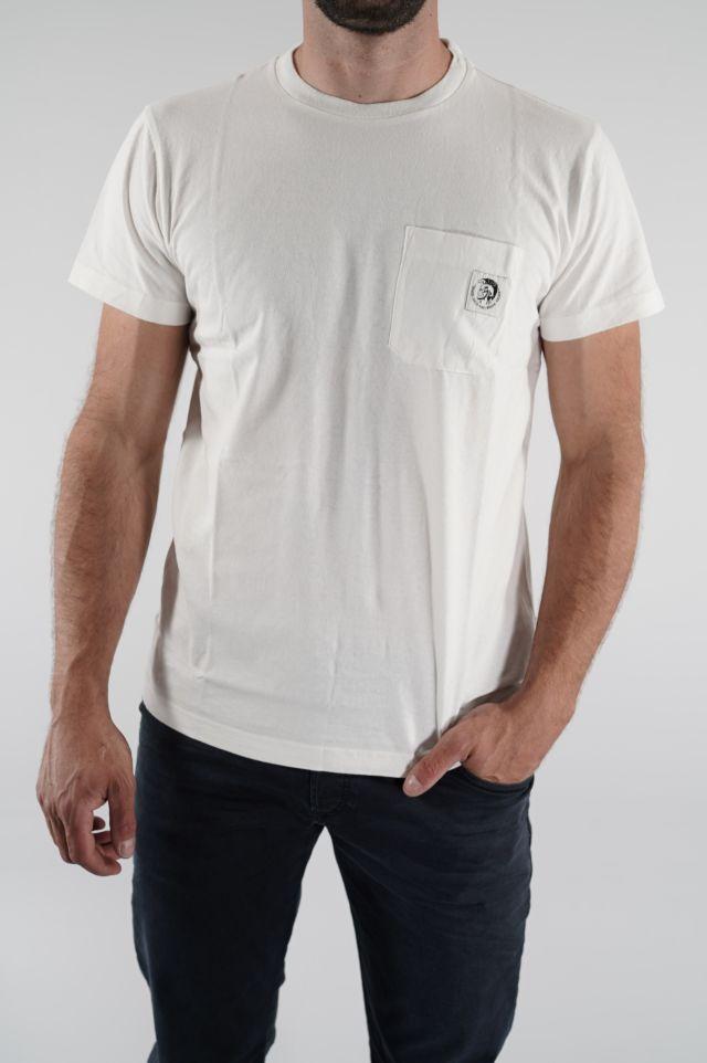 Diesel Tshirt T-Worky 00SEFC 0BAZE