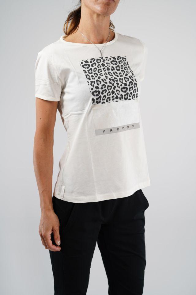 Freddy Tshirt WSLT3 tshirt manica corta