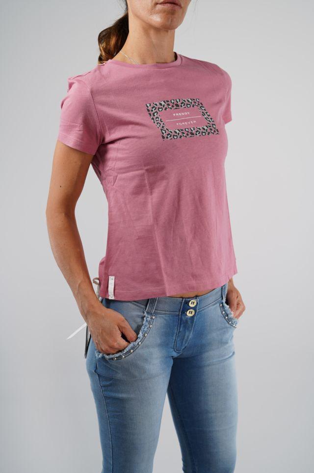 Freddy Tshirt WSLT6 tshirt manica corta